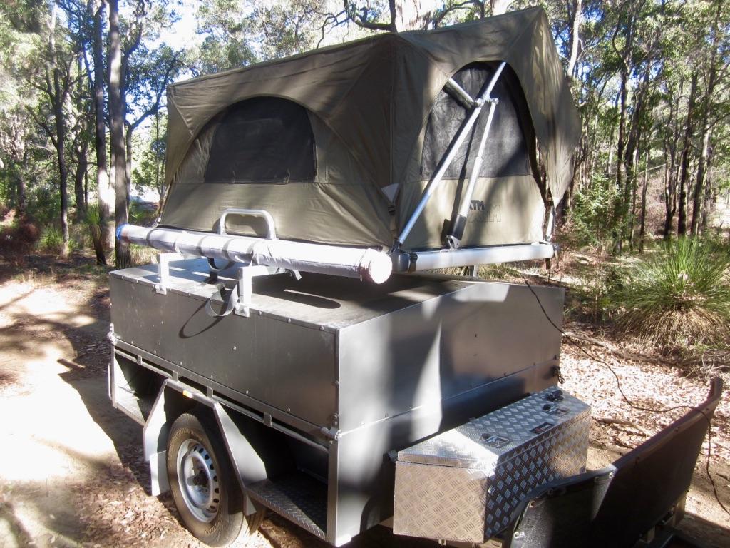 Off Road Trailer Bonito Camper
